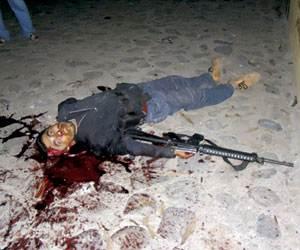 Mueren en Michoacán dos personas en enfrentamiento