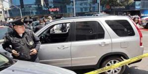 Balacera en Polanco deja con tres muertos