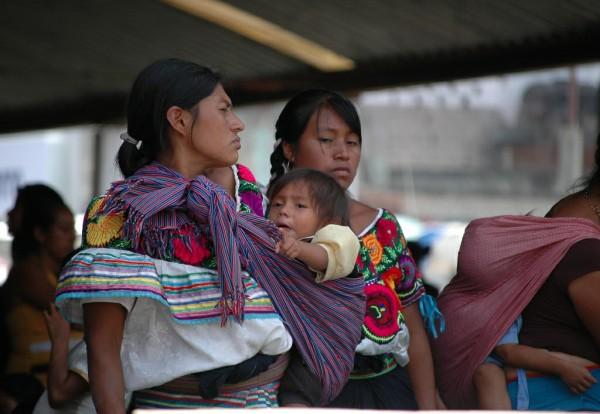 El voto de los indígenas representa el 10% y queda fuera de las propuestas