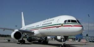 EPN ya devolvió el avión presidencial; en él viajó Calderón a Chihuahua