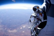 Video: Así saltó Baumgartner