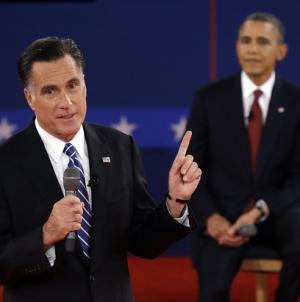 7.2 millones de Tuits sobre esto: El segundo debate de Obama y Romney