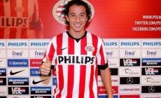 Guardado oficialmente jugará con el PSV