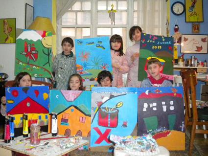 Realiza Seguro Popular concurso fe pintura